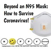 Beyond an N95 Mask: how to survive Coronavirus