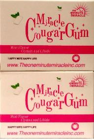 Miracle gum  for survival