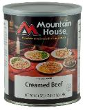 Creamed Beef (freeze dried)