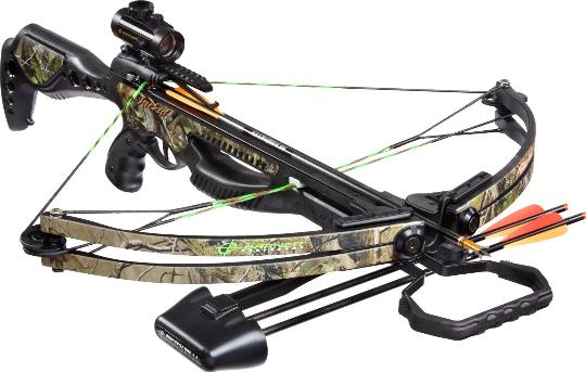 Cross bow