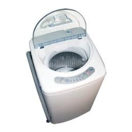 Deisel laundry washer