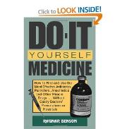 Do-it-yourself medicine