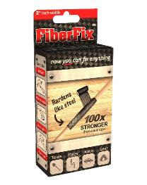 Fiber fix duct tape