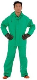 Flame retardant chemical suit