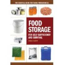 Food storage for self sufficiency