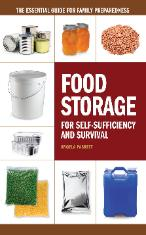 Food storage for self sufficiency and sursvival