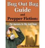 Bug out bag free eBook for preppers