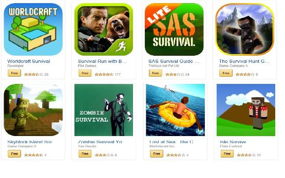 Free Survival Apps