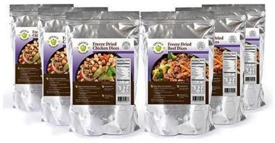 Legacy Freeze Dried Meats