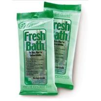 Fresh bath wipes