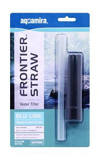 Aquamira Frontier Water Straw