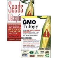 GMO Seeds of Deception book
