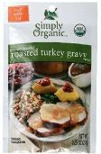 Simply organic gravy mix