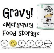 Emergency Gravy