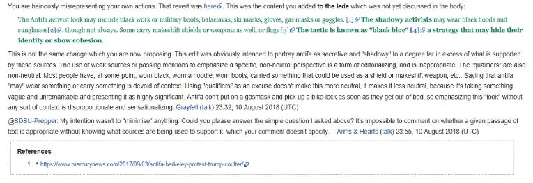 Wikipedia Editor Watch List