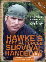 Hawkes Special Forces Survival handbook