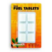 Hexamine fuel tablets