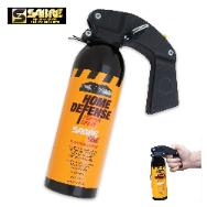 Weapon that's not a weapon Home defense spray