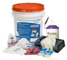 Pandemic preparedness infection protection kit