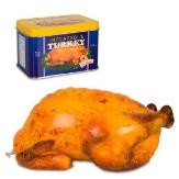 Inflatable turkey prepper novelty