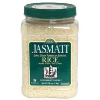 Rice food storage - Jasmati