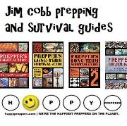 Jim Cobb Prepping and Survival Guides