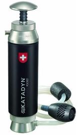 Katadyn water filter for the bugout bag