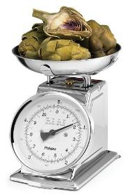 Survival kitchen tool - kitchen scale