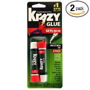 Krazy glue for shoe repair