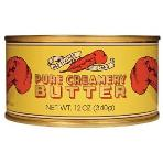 Canned butter lasts 15 years!