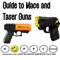 Guide to Mace and Taser Guns