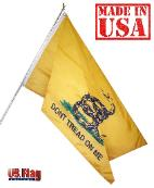 Gadsen Flag Made in the USA