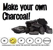 Make your own charcoal
