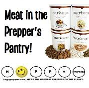 Meat in the Prepper's Pantry