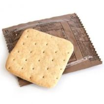 Military ration hard tack bread