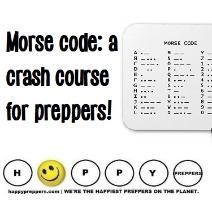 Morse Code Crash Course
