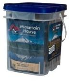 Mountain House bucket with free shipping