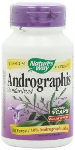 andrographics capsultes by Nature's Way