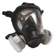 Niosh gas mask