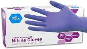 Prepping supplies - Nitrile gloves