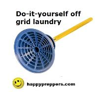 Off Grid Laundry