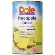 Pineapple Juice for prepping