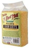polenta corn grits by Bob's Red Mill