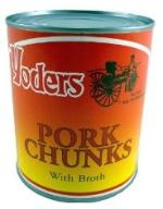 Amish style pork canned food that lasts 10 years