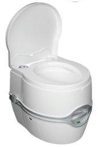 Portable commode Porti potti