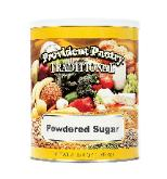 powdered sugar  emergency food