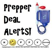 Prepper Alerts ~ Prepper daily deals