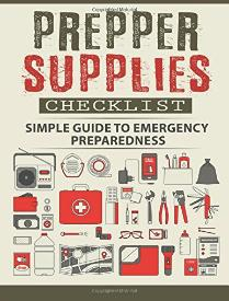 Prepper's Supplies Checklist