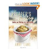 Prepper's Pantry cookbook