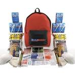 Quake bug out bag